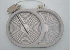 Heating element roasting zone - 260 mm - 2200/2400W