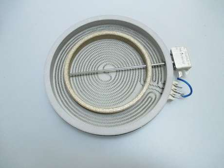 Heating element - 210 mm - 14 (for example compatible with KF592RL, KF772EDF, KF772RL, KF905EDF)