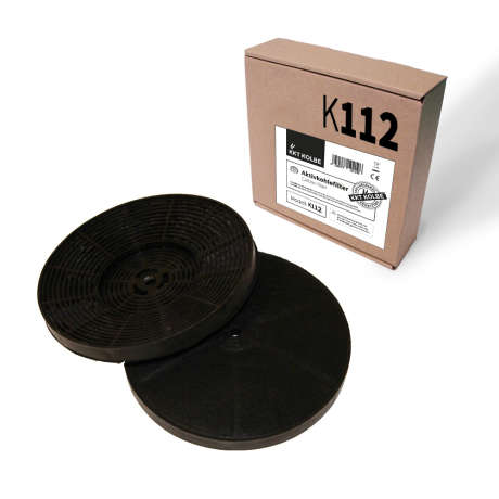 K112 K111 - Activated carbon filter