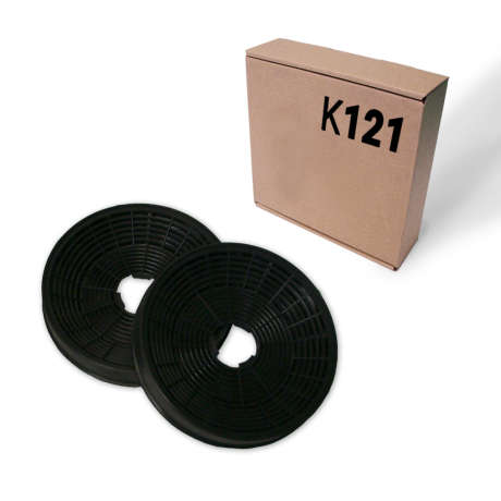 K121 Carbon Charcoal Filter for BASE60S