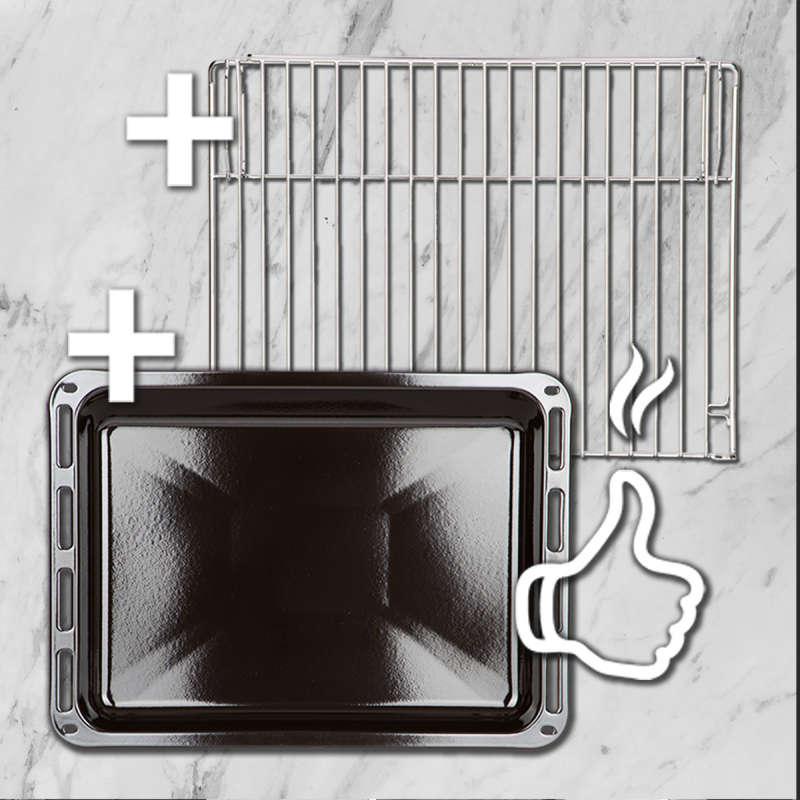 backofen und kochfeld set8005 8000rl 499 00. Black Bedroom Furniture Sets. Home Design Ideas