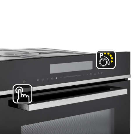 EBM8018S Oven with microwave