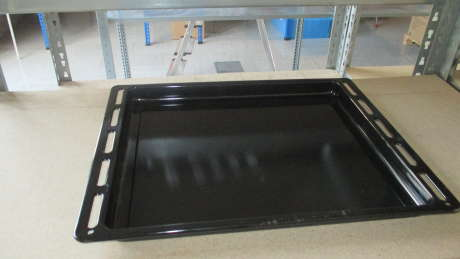 baking sheet deep (35,5 x 45,2) - EB8009, EB8011ED